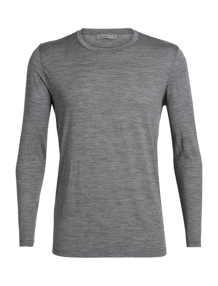 Icebreaker Tech Lite Long Sleeve Crewe - Men's