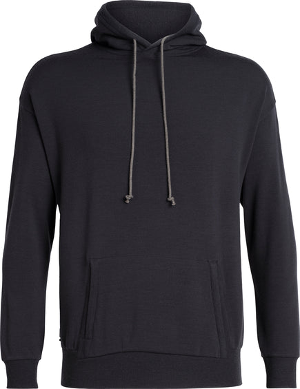 Icebreaker Real Fleece Pullover Hoodie - Men's