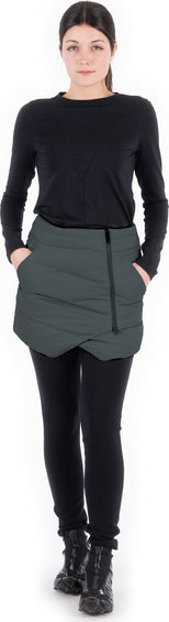 Indygena Suletekk Front Zip-Up Skirt - Women's