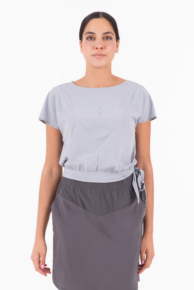 Indygena Aleste cap sleeve top - Women's