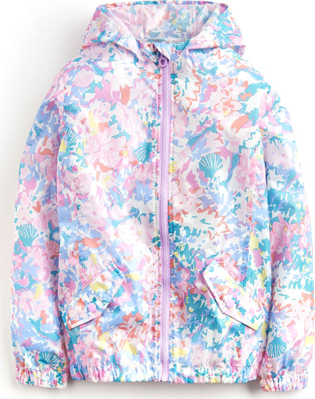 Joules Golightly Short Rain Jacket - Girls