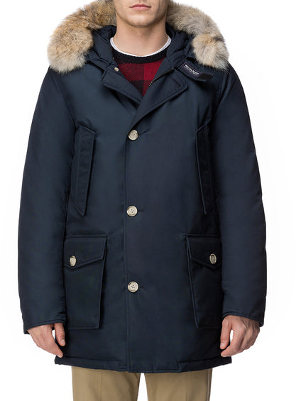 Woolrich John Rich & Bros Men's Arctic DF Down Parka - Past Season