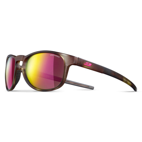Julbo Resist - Tortoise Brown-Pink - Spectron 3CF Smoke Multilayer Pink Lens