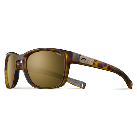 Julbo Paddle Sunglasses - Tortoise-Black - Polarised 3 Brown Lens