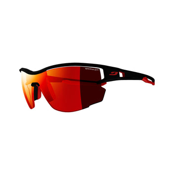 lazy-loading-gif Julbo Aero - Black-Red - Lentille Spectron 3CF - Red Flash 28ecec08a75