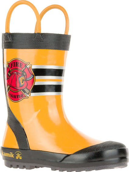 Kamik Fireman Rain Shoes - Kids
