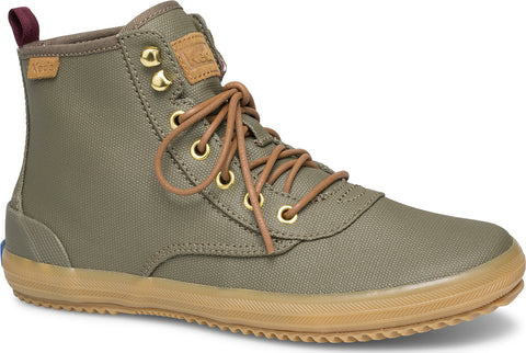 Keds Women's Scout Boot Splash Canvas Wx