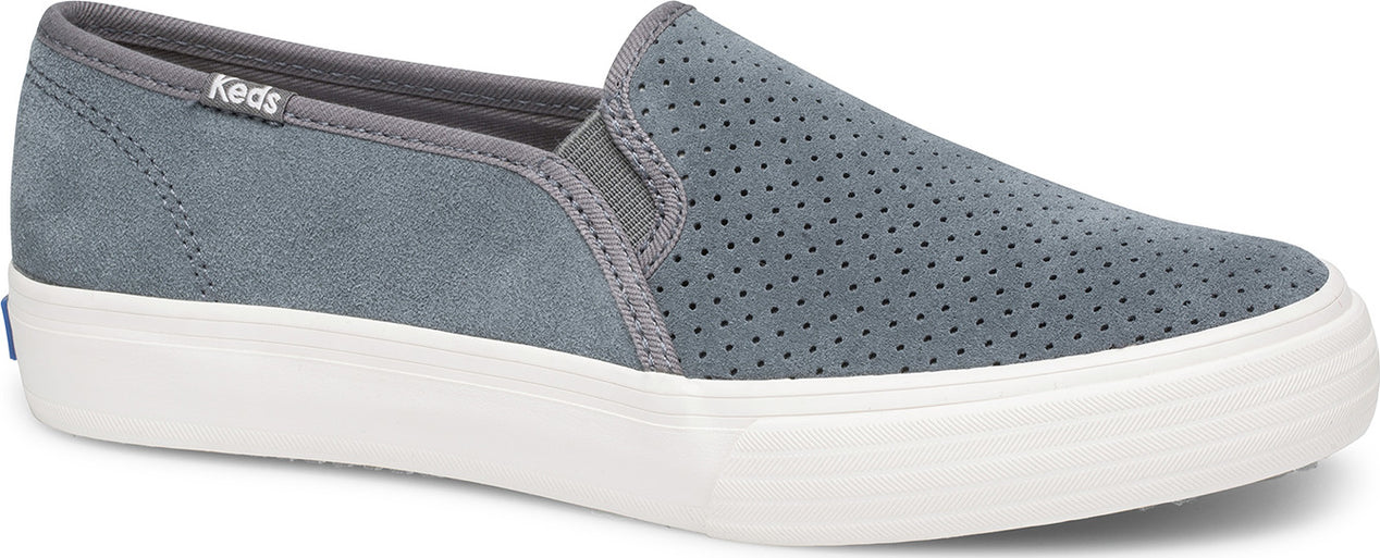 0474be989af Keds Women s Double Decker Perf Suede