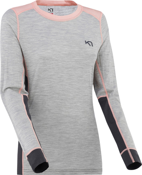 Kari Traa Lam Longsleeve Base Layer Top - Women's