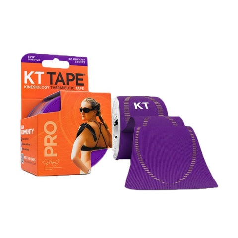 KT Tape KT Tape Pro pre-cut Adhesive Support Strips