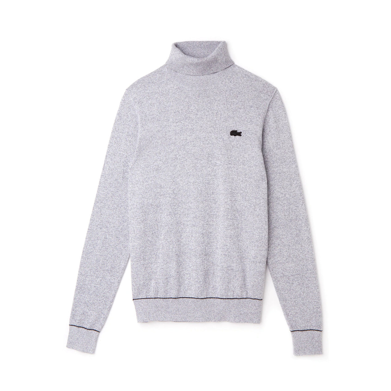 And Live Cashmere Turtleneck Sweater Men's Cotton Lacoste wOkX08nP