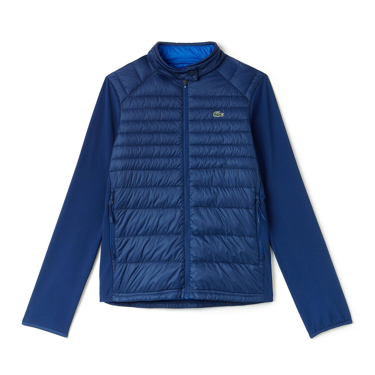 4575285eb108 Lacoste Women s Sport Quilted Technical Golf Jacket