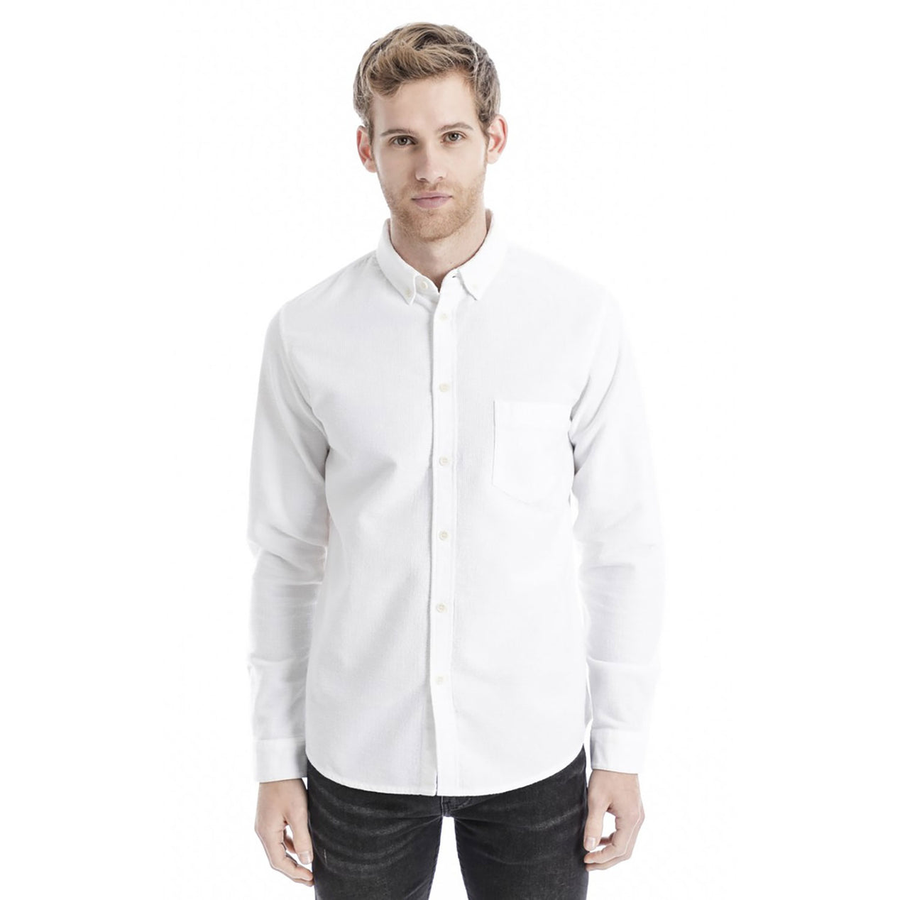 be5f027048cd Levi s Made   Crafted Men s Standard Shirt