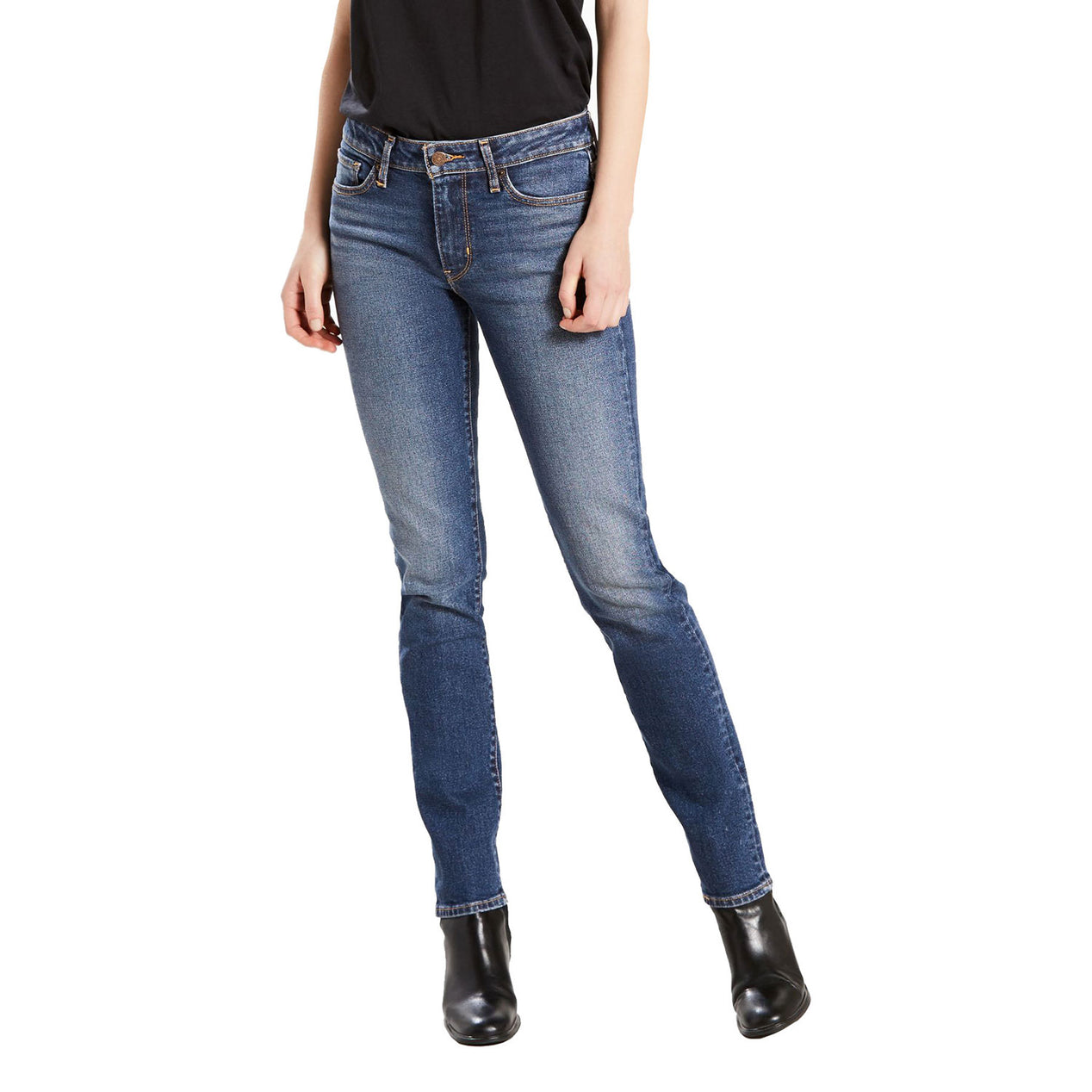 9c046416539 Levi s Women s 712 Slim Jeans - All Mixed Up