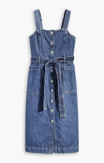 Levi's Calla Dress Out of the Blue - Women's