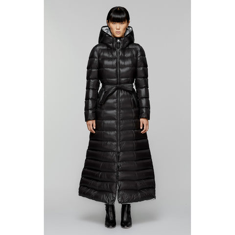 Mackage Women's Calina Long Hooded Coat