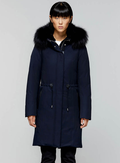Mackage Women's Enia-X Fur Hooded Down Coat