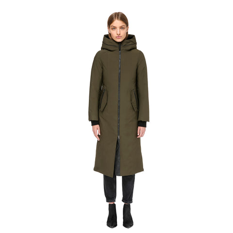 Mackage Women's Rebeka Hooded Down Coat