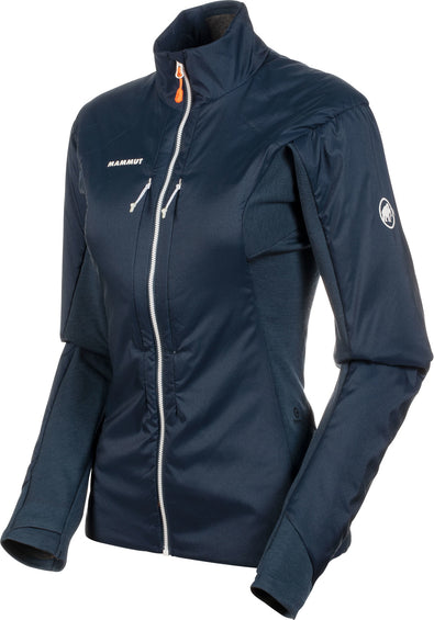 Mammut Eigerjoch In Hybrid Jacket - Women's