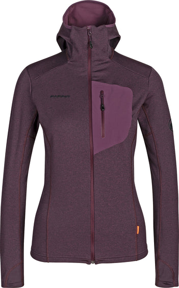 Mammut Aconcagua Light ML Hooded Jacket - Women's