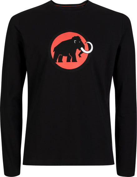 Mammut Mammut Logo Long Sleeve Tee - Men's