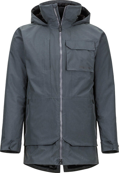 Marmot Mantaeau Drake Passage Featherless Component 3-in-1 - Homme