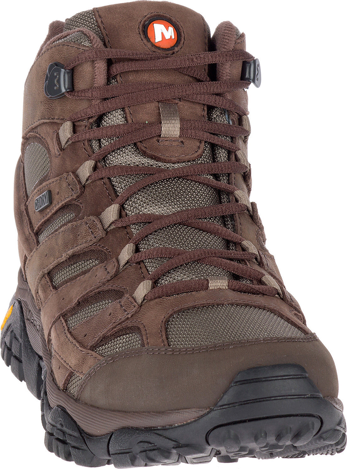 7484803d0cdf Merrell Moab 2 Smooth Mid Waterproof Hiking Boots - Men s