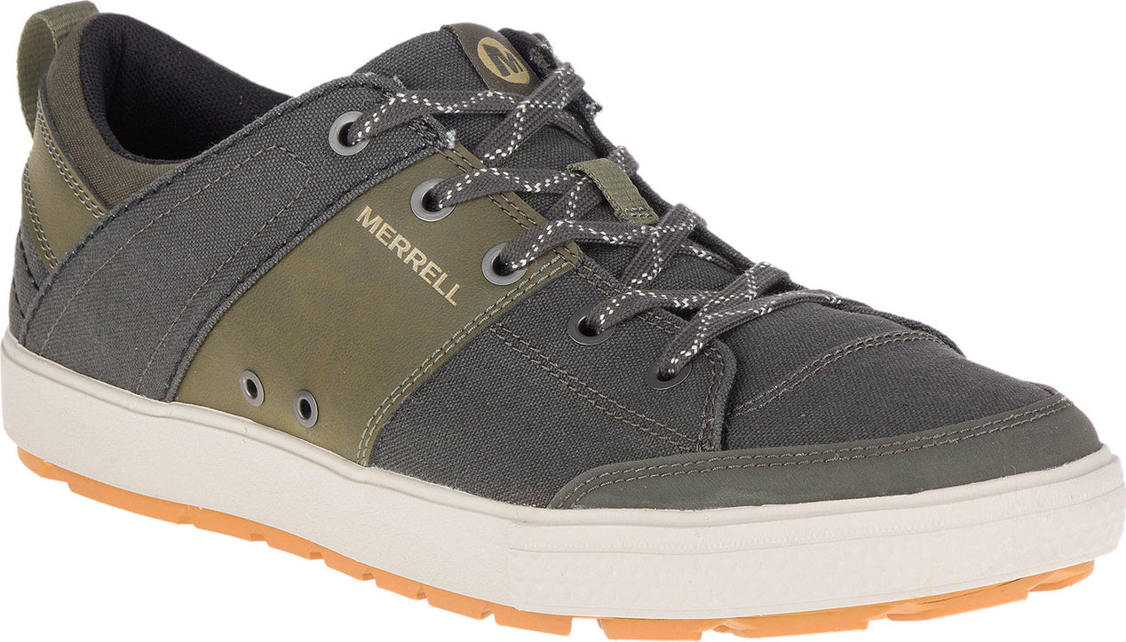 Merrell Men's Rant Discovery Lace Canvas Shoes Beluga