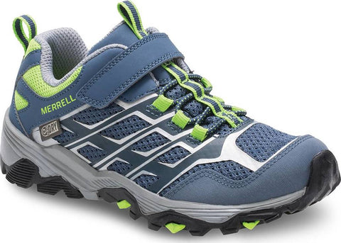 Merrell Moab FST Low A/C Waterproof Sneakers - Kids