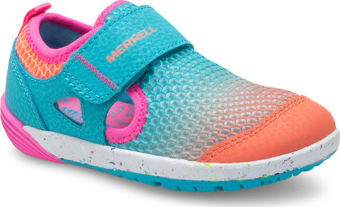 Merrell Bare Steps H2O Sneaker - Little Girls