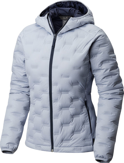 Mountain Hardwear StretchDown DS Hooded Jacket - Women's