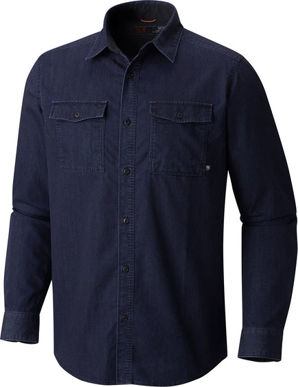 Mountain Hardwear Hardwear Denim Long Sleeve Shirt - Men's