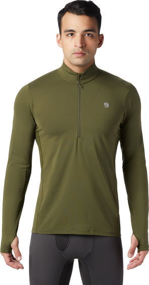 Mountain Hardwear Ghee Long Sleeve 1/2 Zip - Men's