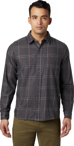 Mountain Hardwear Burney Falls Long Sleeve Shirt  - Men's