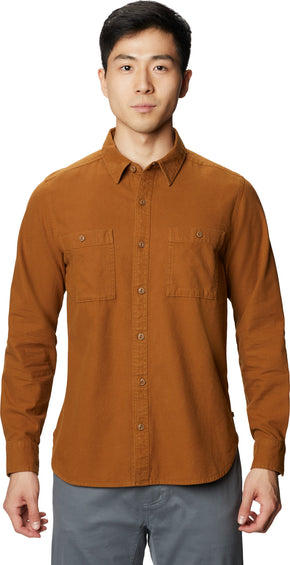 Mountain Hardwear Catalyst Edge Long Sleeve Shirt - Men's