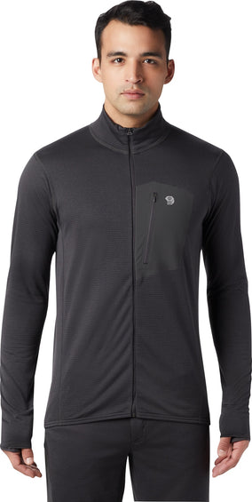 Mountain Hardwear Type 2 Fun Full Zip Jacket - Men's
