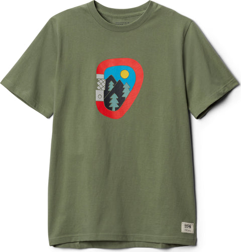 Mountain Hardwear On Belay Short Sleeve Tee - Men's