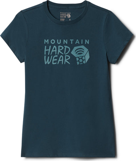 Mountain Hardwear Mountain Hardwear Logo Short Sleeve Tee - Women's