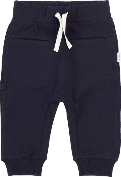 Miles Baby Miles Basic Navy Jogger - Baby