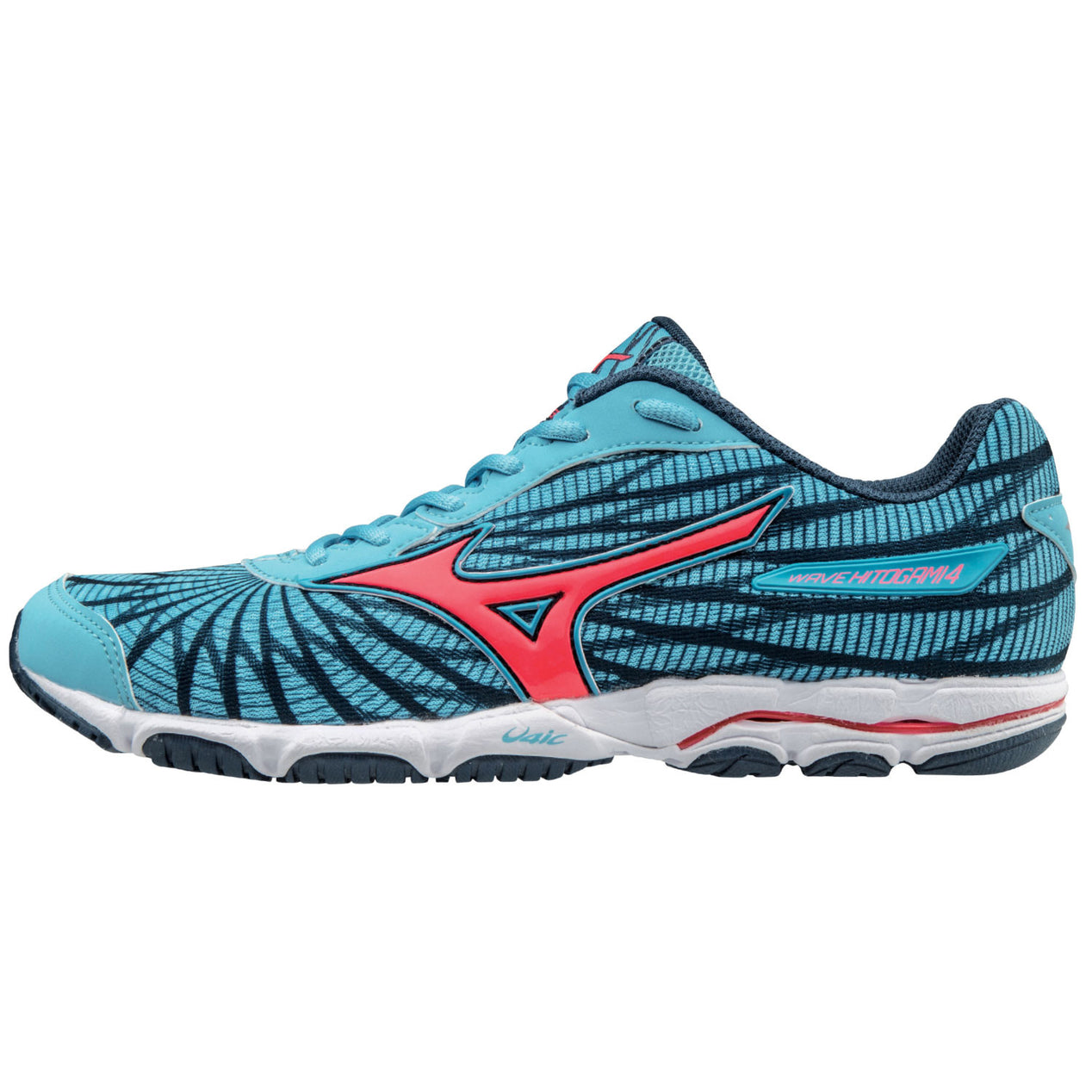 reputable site 332d1 25cf5 Mizuno Women's Wave Hitogami 4 Running Shoes