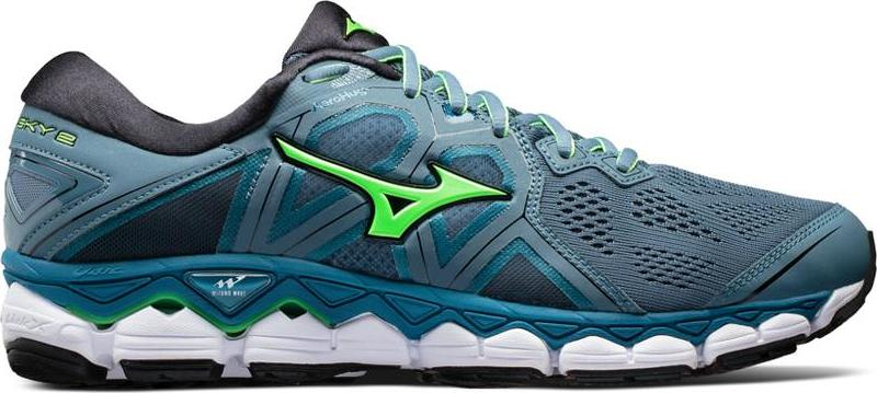 mizuno wave sky 2 wide mens