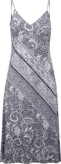 Michael Kors Ornate Paisley Slip Dress - Women's