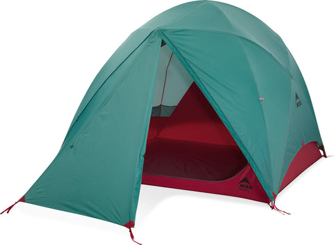 MSR Habitude 4 Family and Group Camping Tent