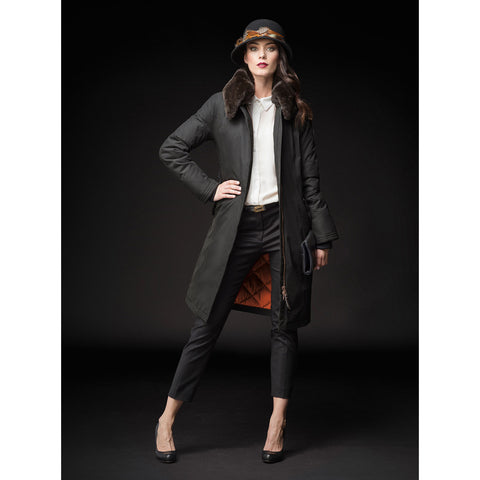 Nobis Women's Lady Taylor Overcoat