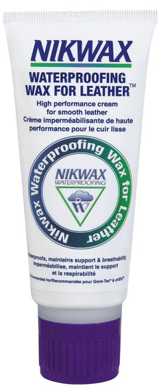 Nikwax Waterproofing Wax for Leather - 100 ml