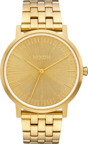 Nixon Porter Watch - Men's