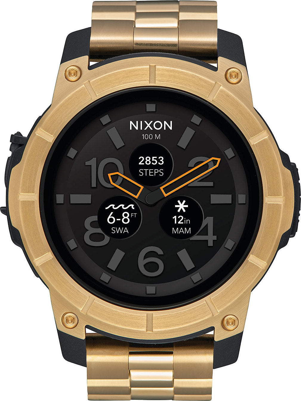 47553571685 Nixon Mission Ss - Men s