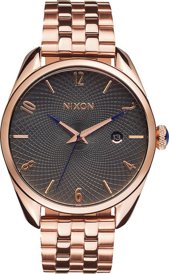 Nixon Bullet - All Rose Gold - Gunmetal