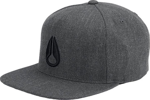 Nixon Unisex Simon Snap Back Hat