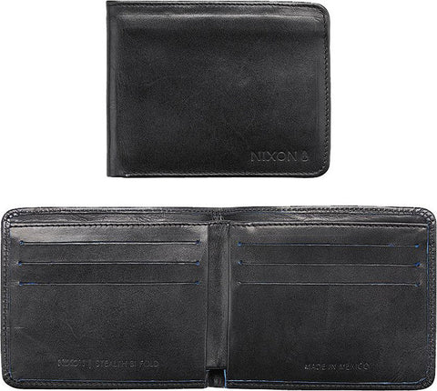 Nixon Stealth Slim BiFold Wallet - Men's